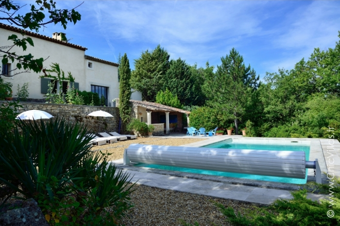 Lavandes du Luberon - Luxury villa rental - Provence and the Cote d Azur - ChicVillas - 2