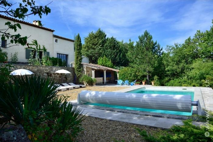 Lavandes du Luberon - Location villa de luxe - Provence / Cote d Azur / Mediterran. - ChicVillas - 2