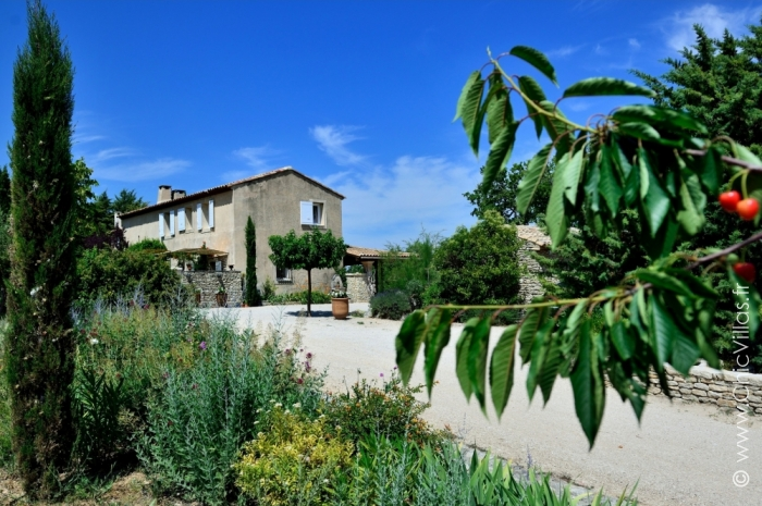 Lavandes du Luberon - Location villa de luxe - Provence / Cote d Azur / Mediterran. - ChicVillas - 25