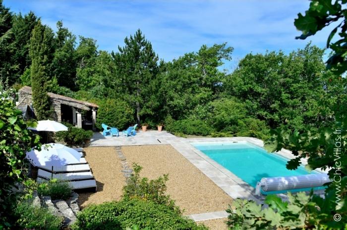 Lavandes du Luberon - Location villa de luxe - Provence / Cote d Azur / Mediterran. - ChicVillas - 26