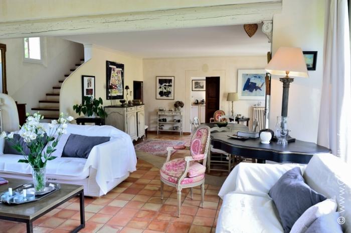 Lavandes du Luberon - Location villa de luxe - Provence / Cote d Azur / Mediterran. - ChicVillas - 3