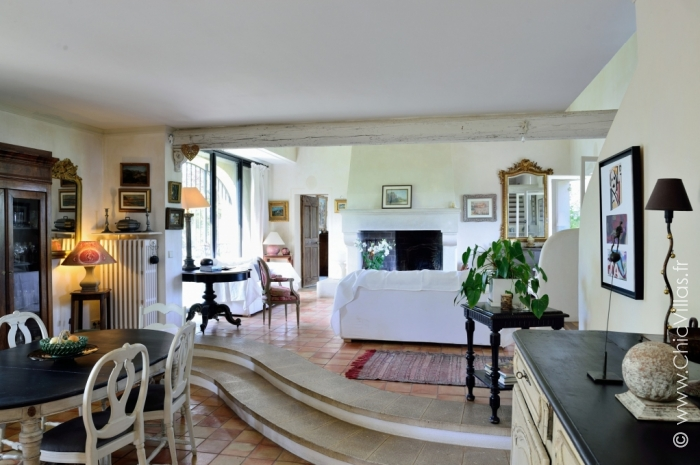 Lavandes du Luberon - Location villa de luxe - Provence / Cote d Azur / Mediterran. - ChicVillas - 5
