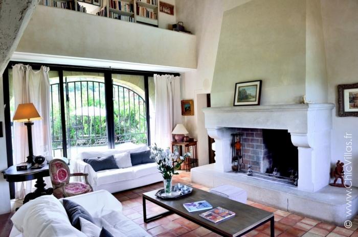 Lavandes du Luberon - Location villa de luxe - Provence / Cote d Azur / Mediterran. - ChicVillas - 6