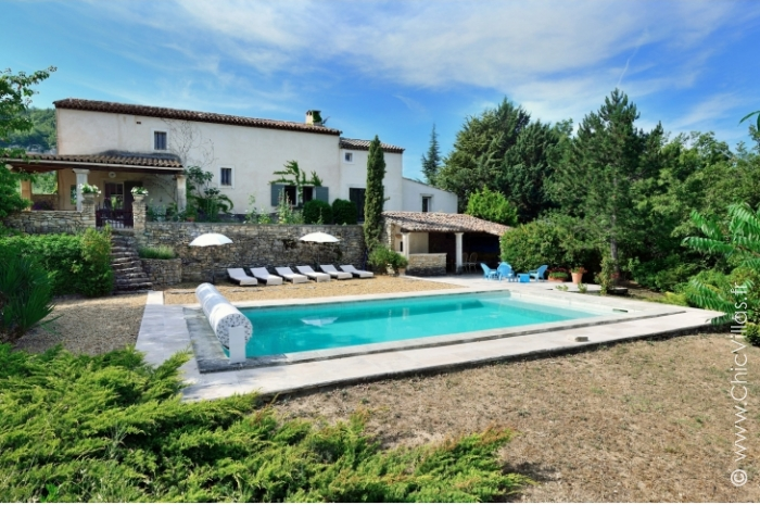 Lavandes du Luberon - Location villa de luxe - Provence / Cote d Azur / Mediterran. - ChicVillas - 8