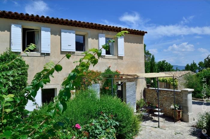 Lavandes du Luberon - Location villa de luxe - Provence / Cote d Azur / Mediterran. - ChicVillas - 9