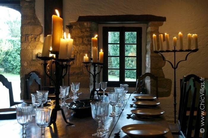 Le Bois Bas - Location villa de luxe - Bretagne / Normandie - ChicVillas - 10