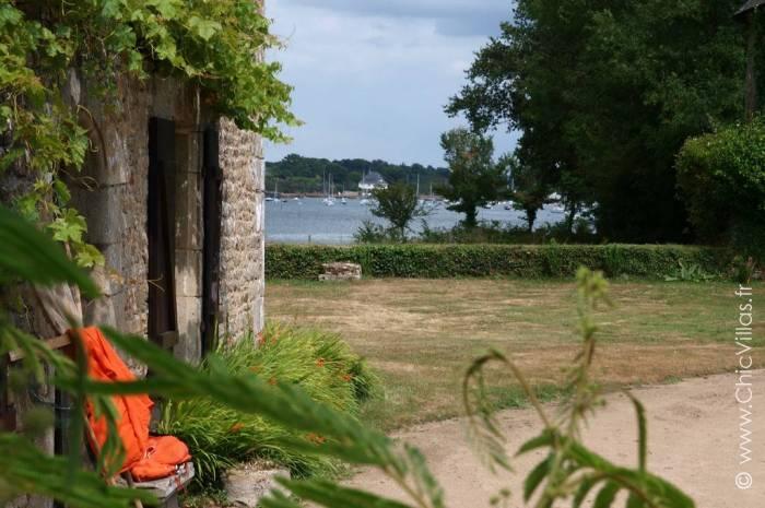 Le Bois Bas - Location villa de luxe - Bretagne / Normandie - ChicVillas - 13