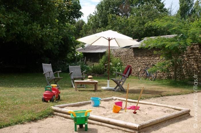 Le Bois Bas - Location villa de luxe - Bretagne / Normandie - ChicVillas - 14