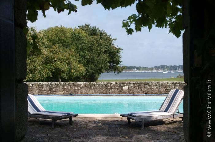 Le Bois Bas - Location villa de luxe - Bretagne / Normandie - ChicVillas - 15