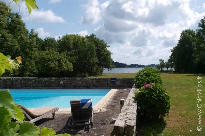 Le Bois Bas - Location villa de luxe - Bretagne / Normandie - ChicVillas - 16