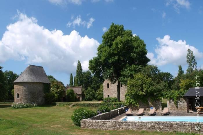 Le Bois Bas - Location villa de luxe - Bretagne / Normandie - ChicVillas - 2