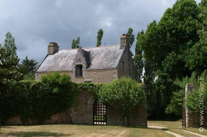 Le Bois Bas - Location villa de luxe - Bretagne / Normandie - ChicVillas - 23