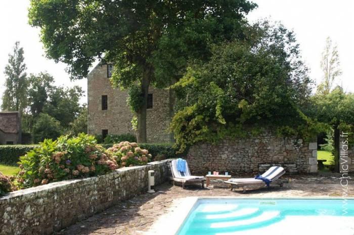Le Bois Bas - Location villa de luxe - Bretagne / Normandie - ChicVillas - 3