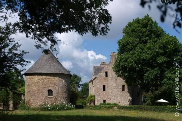 Le Bois Bas - Location villa de luxe - Bretagne / Normandie - ChicVillas - 5