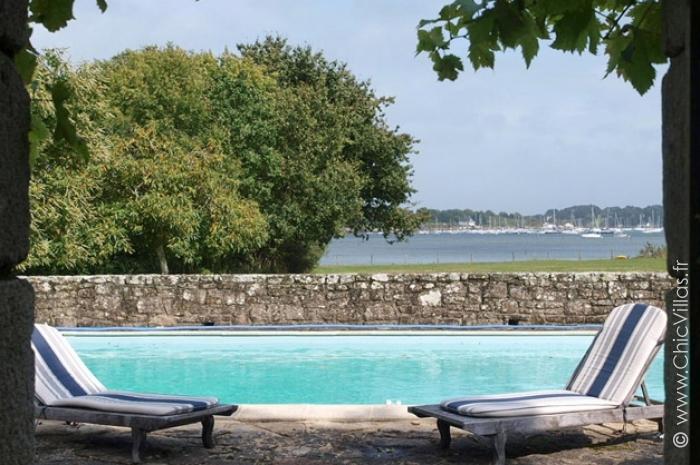 Le Bois Bas - Luxury villa rental - Brittany and Normandy - ChicVillas - 6