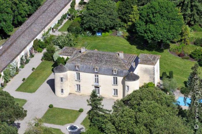 Le Chateau du Prince - Location villa de luxe - Dordogne / Garonne / Gers - ChicVillas - 1