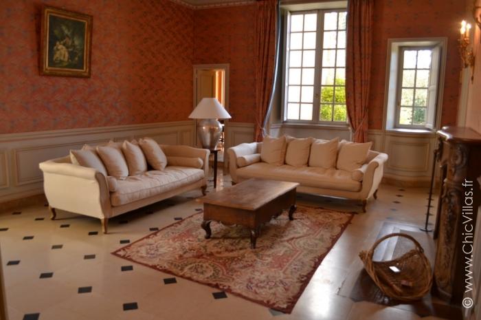 Le Chateau du Prince - Location villa de luxe - Dordogne / Garonne / Gers - ChicVillas - 15