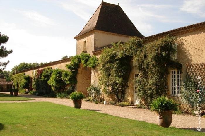 Le Chateau du Prince - Location villa de luxe - Dordogne / Garonne / Gers - ChicVillas - 16