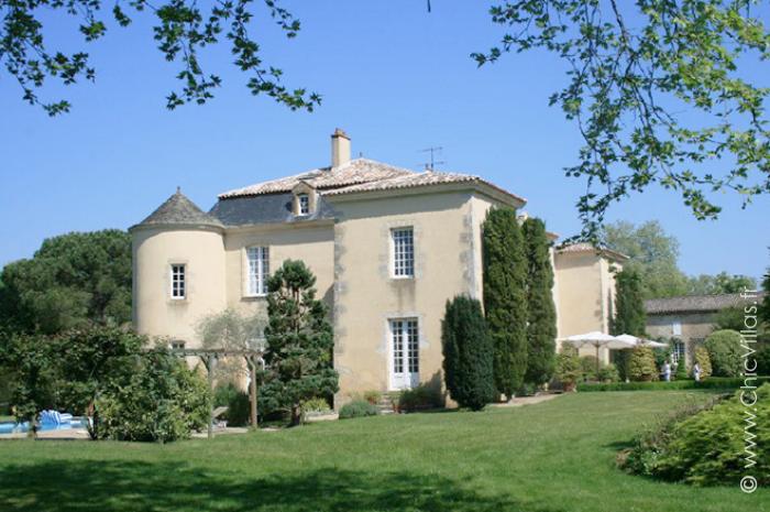 Le Chateau du Prince - Location villa de luxe - Dordogne / Garonne / Gers - ChicVillas - 2
