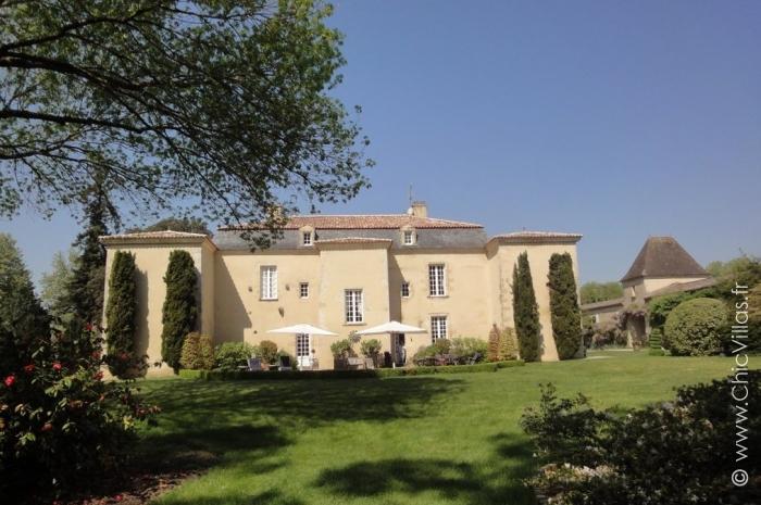 Le Chateau du Prince - Location villa de luxe - Dordogne / Garonne / Gers - ChicVillas - 22