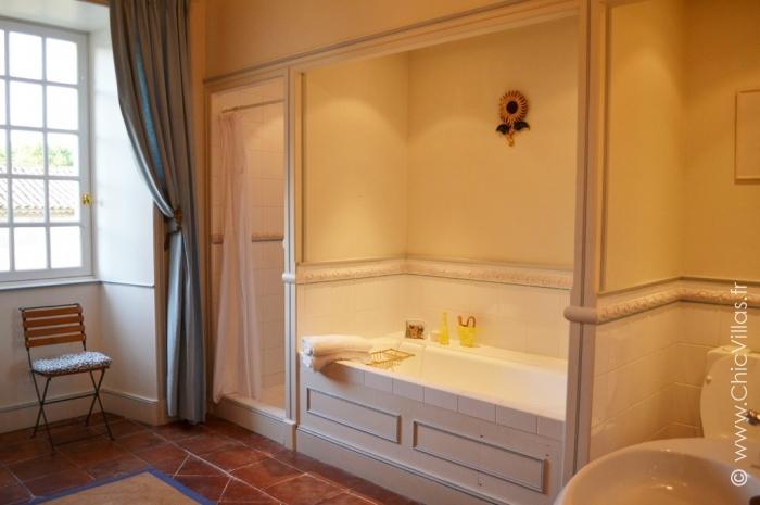 Le Chateau du Prince - Location villa de luxe - Dordogne / Garonne / Gers - ChicVillas - 24