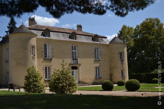 Le Chateau du Prince - Location villa de luxe - Dordogne / Garonne / Gers - ChicVillas - 26