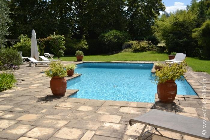 Le Chateau du Prince - Location villa de luxe - Dordogne / Garonne / Gers - ChicVillas - 27
