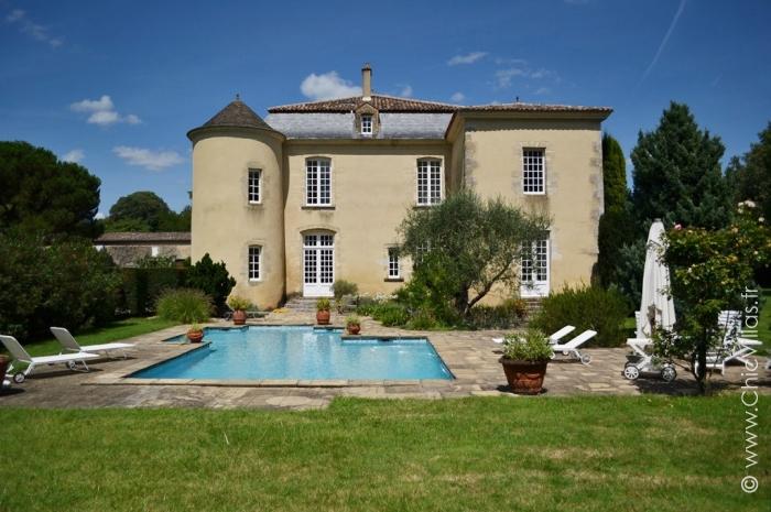 Le Chateau du Prince - Location villa de luxe - Dordogne / Garonne / Gers - ChicVillas - 3