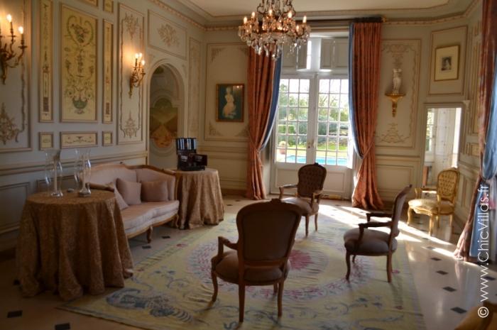 Le Chateau du Prince - Location villa de luxe - Dordogne / Garonne / Gers - ChicVillas - 4