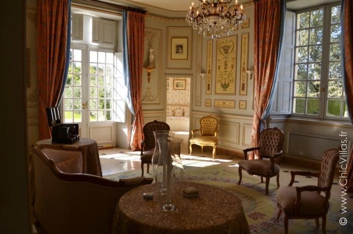 Le Chateau du Prince - Location villa de luxe - Dordogne / Garonne / Gers - ChicVillas - 5