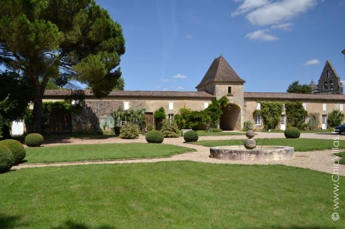 Le Chateau du Prince - Location villa de luxe - Dordogne / Garonne / Gers - ChicVillas - 9
