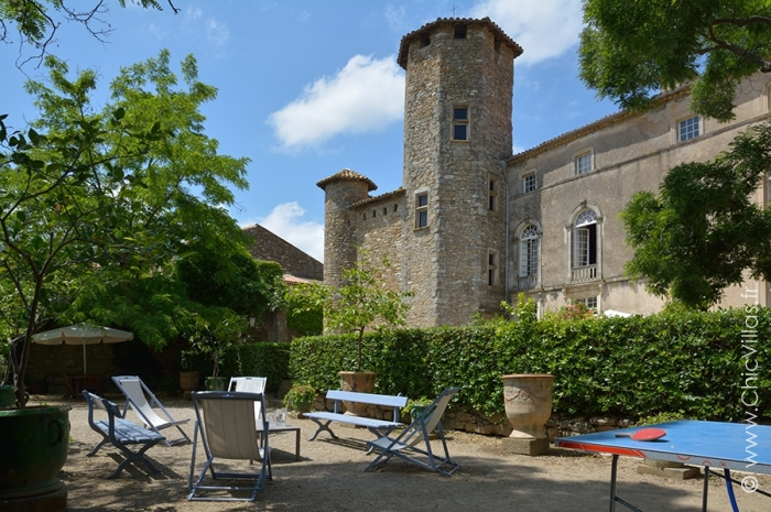 Le Chateau Millenaire - Luxury villa rental - Provence and the Cote d Azur - ChicVillas - 10
