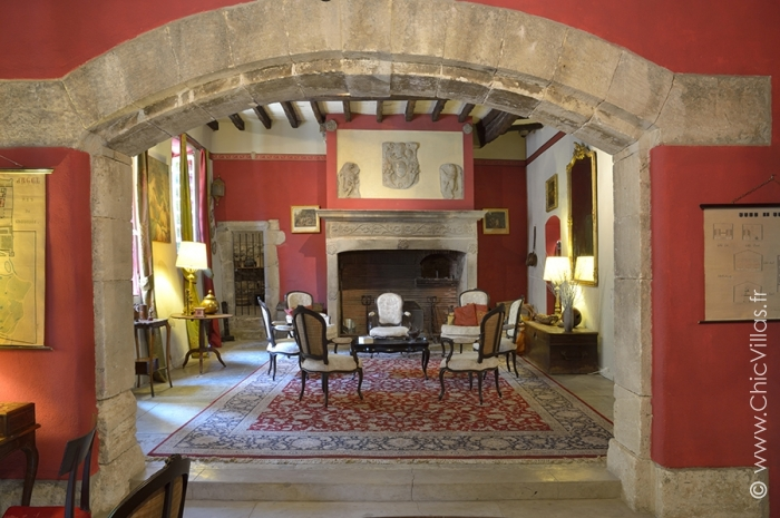 Le Chateau Millenaire - Luxury villa rental - Provence and the Cote d Azur - ChicVillas - 12
