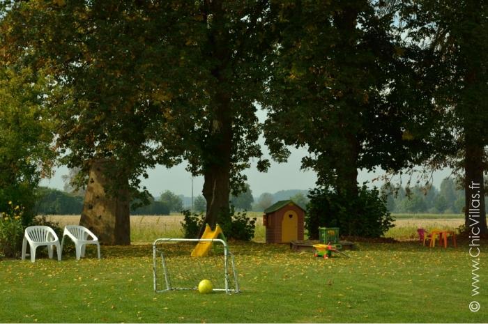 Le Domaine de Loire - Location villa de luxe - Vallee de la Loire - ChicVillas - 10