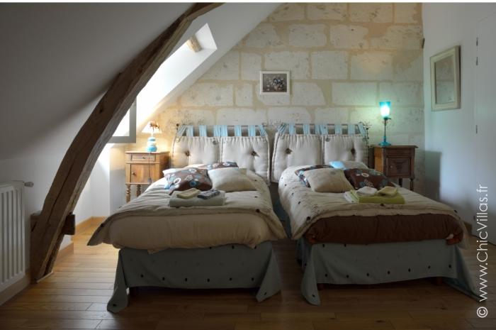 Le Domaine de Loire - Location villa de luxe - Vallee de la Loire - ChicVillas - 13