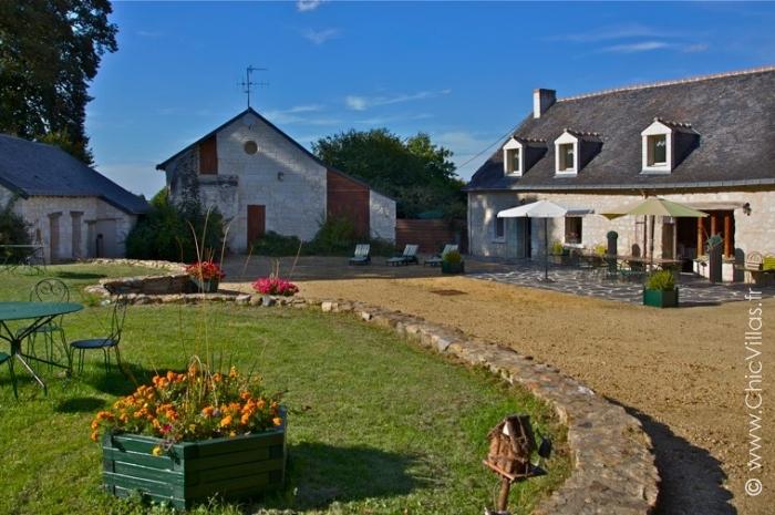 Le Domaine de Loire - Location villa de luxe - Vallee de la Loire - ChicVillas - 19