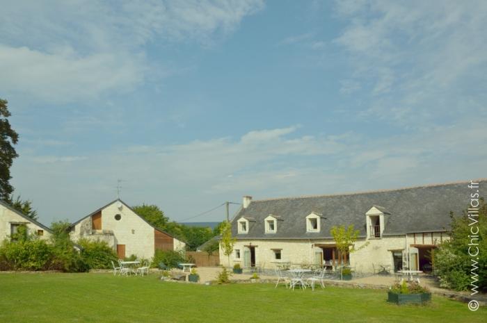 Le Domaine de Loire - Location villa de luxe - Vallee de la Loire - ChicVillas - 2