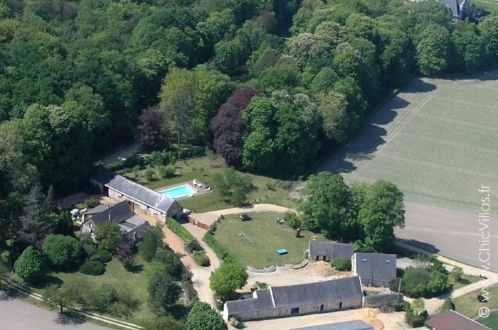 Le Domaine de Loire - Location villa de luxe - Vallee de la Loire - ChicVillas - 20