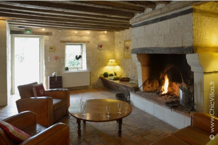 Le Domaine de Loire - Location villa de luxe - Vallee de la Loire - ChicVillas - 3