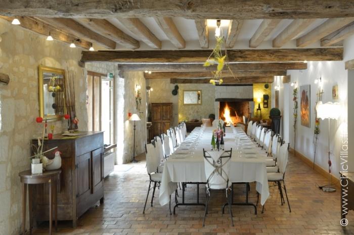 Le Domaine de Loire - Location villa de luxe - Vallee de la Loire - ChicVillas - 4