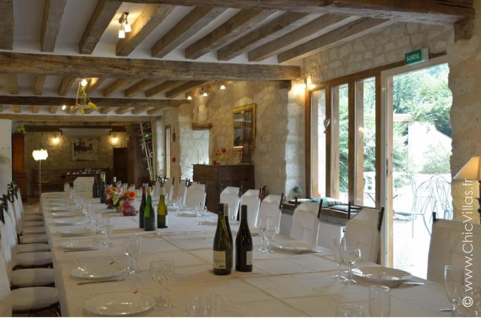 Le Domaine de Loire - Location villa de luxe - Vallee de la Loire - ChicVillas - 5