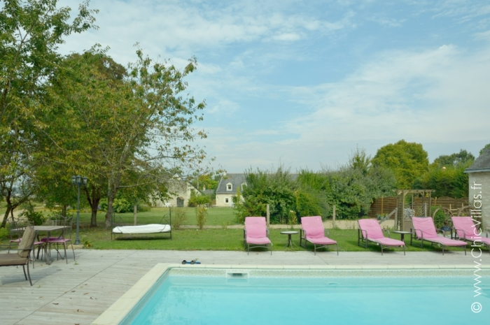 Le Domaine de Loire - Luxury villa rental - Loire Valley - ChicVillas - 6