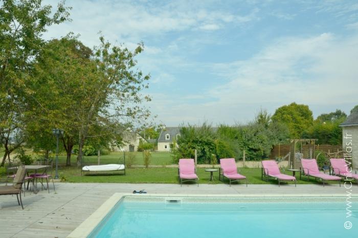 Le Domaine de Loire - Location villa de luxe - Vallee de la Loire - ChicVillas - 6