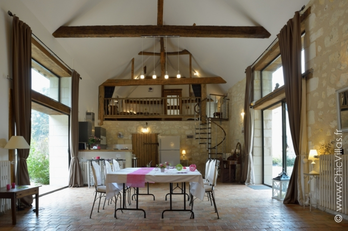 Le Domaine de Loire - Luxury villa rental - Loire Valley - ChicVillas - 8