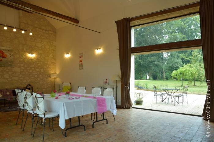 Le Domaine de Loire - Location villa de luxe - Vallee de la Loire - ChicVillas - 9