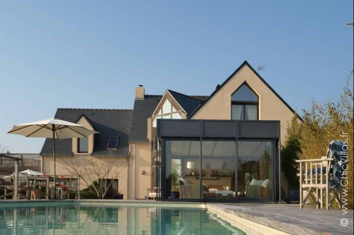 Le Toit des Salines - Luxury villa rental - Brittany and Normandy - ChicVillas - 2