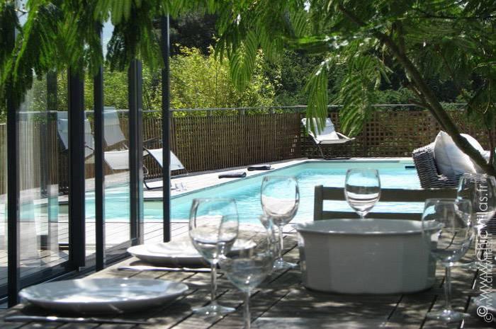 Le Toit des Salines - Location villa de luxe - Bretagne / Normandie - ChicVillas - 7