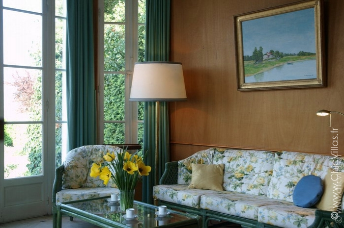 Les Balcons de Loire - Luxury villa rental - Loire Valley - ChicVillas - 14