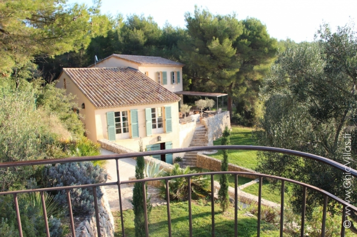 Les Hauts de Bandol - Luxury villa rental - Provence and the Cote d Azur - ChicVillas - 2