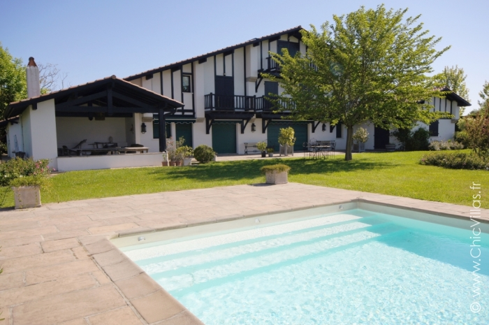 Les Hauts de Biarritz - Luxury villa rental - Aquitaine and Basque Country - ChicVillas - 1